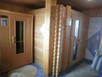 Infraotkabine und Sauna