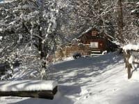 Kräutlhütte - setz di nieda