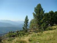 Herrliche Aussicht auf die Murauer Bergwelt