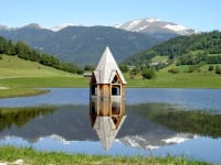 Die Kirche im See