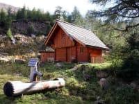 Die Fischerhütte - Almhütte für 2 Personen