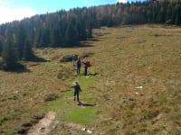 Wandern auf der Dreiwiesenhütte