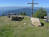 Gipfelkreuz Grebenzen