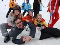 Schihaserln Spaß im Schnee