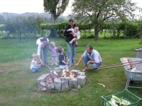 Woazbrot`n am Lagerfeuer#