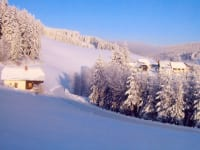 Eine herrliche Winterlandschaft