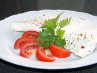 Köstlichkeiten aus frischen Produkte