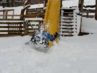 Winter erleben - rund ums Haus