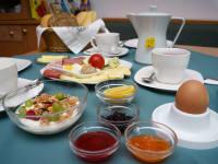 Genießen und Stärken Sie sich mit unserem Frühstück!