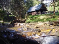 unsere Mühle am Bach