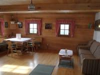 gemütliche Stube - Holzwohnung
