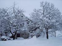 Kellerstöckl im Winter