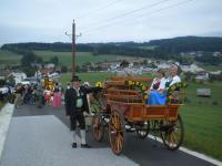 Eine Ausfahrt mit der Kutsche ist auch für unsere Gäste ein Erlebnis