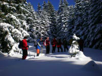 Wandern mit Bergwanderführer Birgit