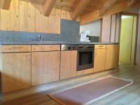 Apfelrose Küchenblock