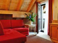 Wohn-Schlafzimmer Apfelrose