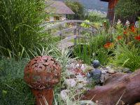 Gartenruheplatz