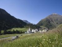 Das Bergsteigerdorf Vent