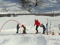 Skifahren - Kinder