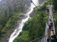 höchster Wasserfall Tirols