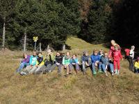 Familienwanderung der Erlebnisbauernhöfe