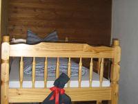 Drei-Sonnen-Genuss, Kinderzimmer