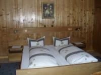 Gipfelpanorama Schlafzimmer