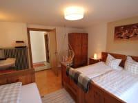 Dreibettzimmer für Ihren Aufenthalt am Biohof Sendler