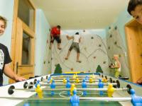 Kinderspielzimmer - Tischfußball