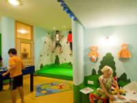 Kinderspielzimmer - Malecke