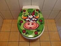Kinder-WC Klatschmohn