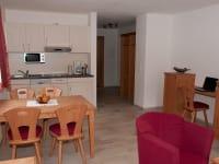 Küche Alpenrose