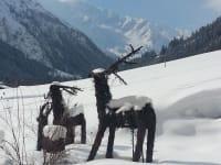 Alfaier-Bergheimat Terasse