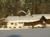 Bruggerhof in Leutasch Winter 2012