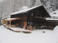 Gullenhütte Winter