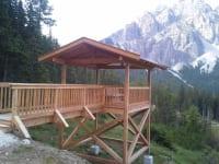 Gullenhütte In der Nähe Aussichtswarte 2
