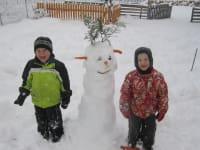 Winterspaß beim Schusterhof