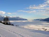 Muttereralm Winter