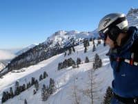 Skiing in Schlick 2000