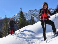 Schneeschuhwanderung Tirol