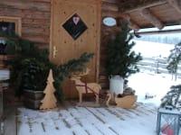 winterliche Kräuteralm