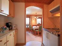 Wohnküche Fewo Dorfblick