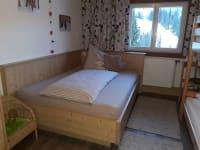 Wohnung Heublume Schlafzimmer 2
