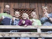 Familie Flecklhof 2011