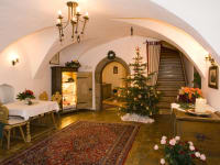 Eingangsbereich Feriengut Oberhabach