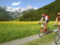 Radfahren in Tirol