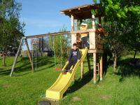 Spielplatz - Rutsche