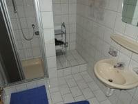 Badezimmer Seeblick