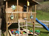 Spielhaus für Kinder