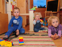 Magdalena, Mathias und Dominik